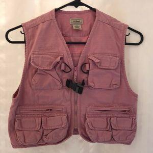 Girls hunting vest